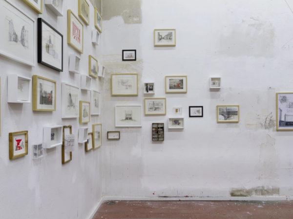 Frammenti di un luogo, 2011–2012. Artist in Residence Neue Kolonie