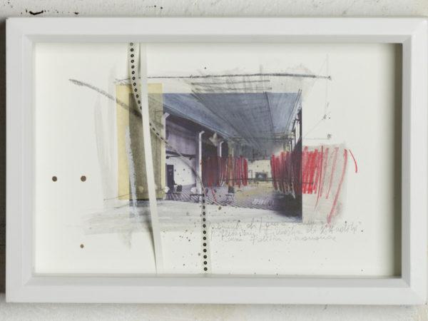 Frammenti di un luogo. Ambienti, 2011