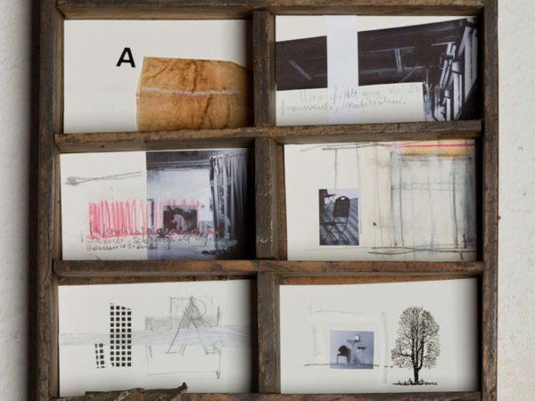 Frammenti di un luogo. Tipografia, 2011