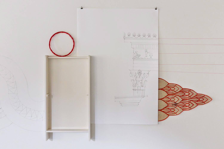 Marta Colombo Museum Kunstpalast 2015
