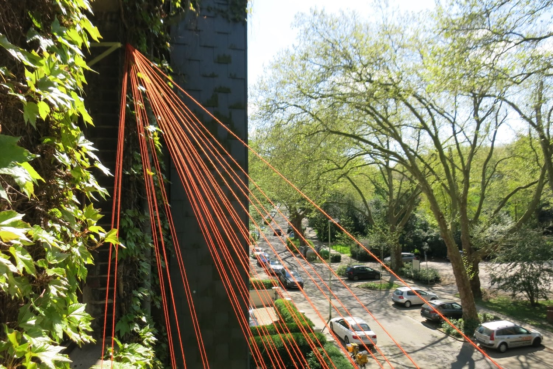 Marta Colombo Liberty Bridge 2016