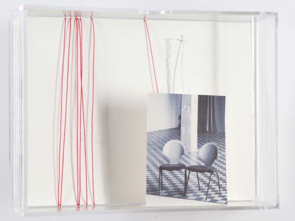 Frammenti di un luogo. Cassetti, 2011