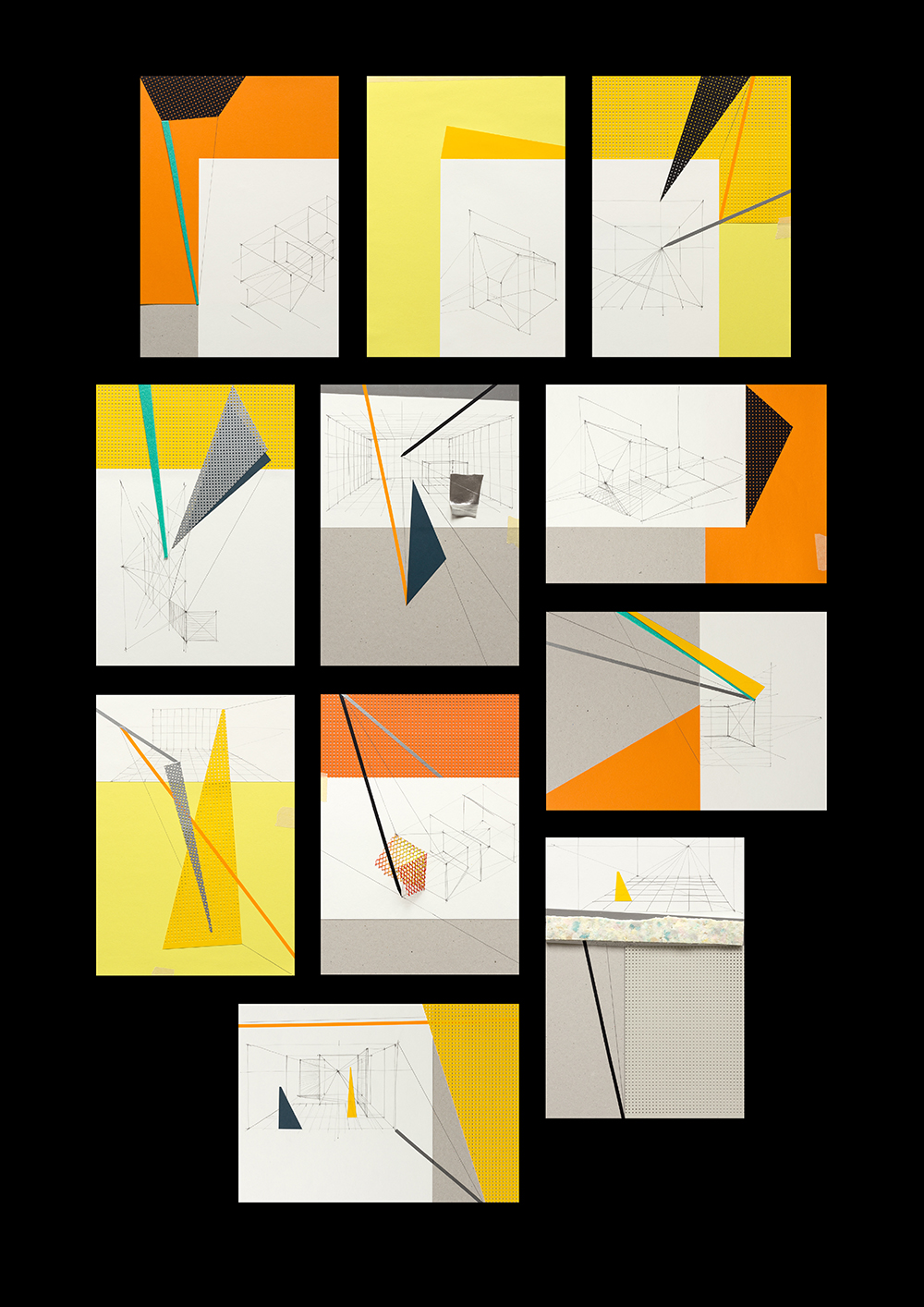marta colombo drawing - Kassel