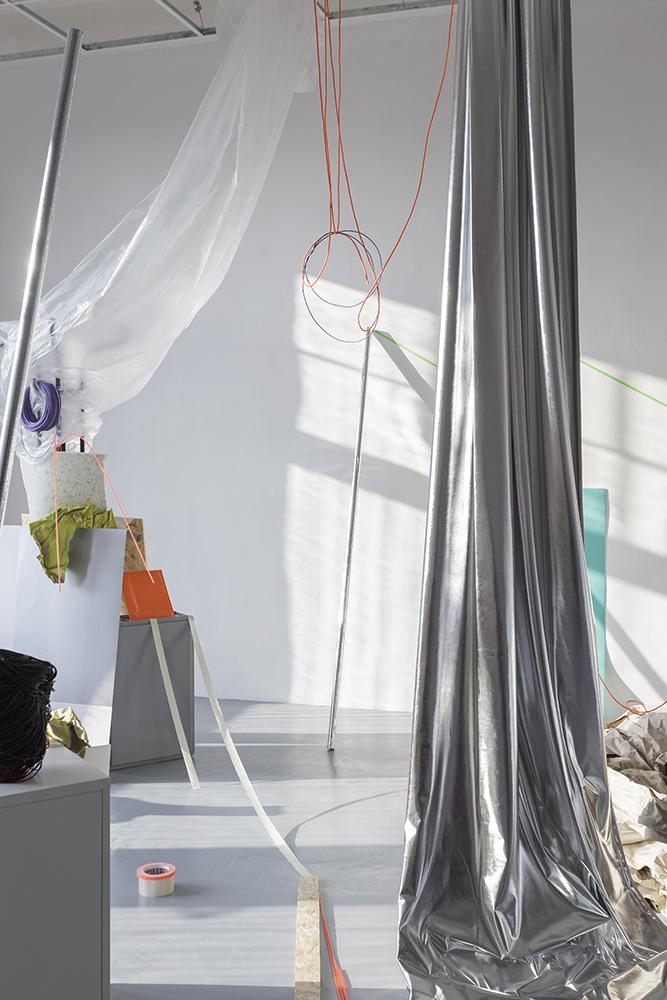 Marta Colombo installation