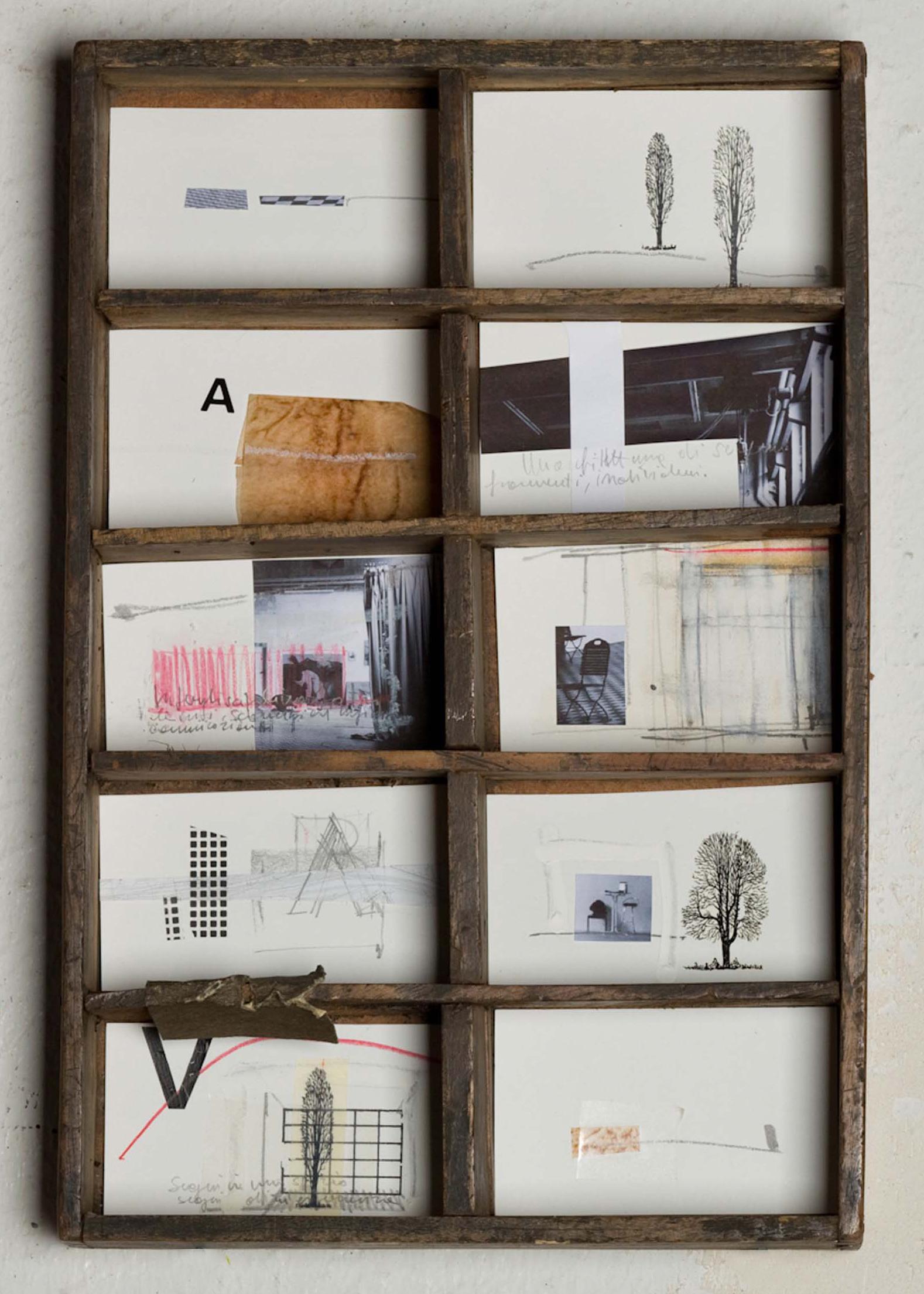 Marta Colombo Frammenti di un luogo 2011