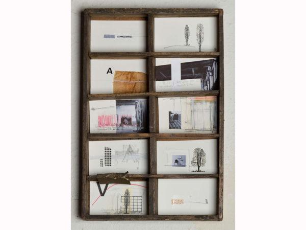 Frammenti di un luogo, 2011