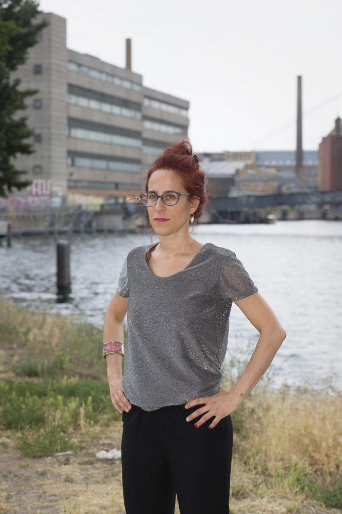 Marta Colombo artist Berlin